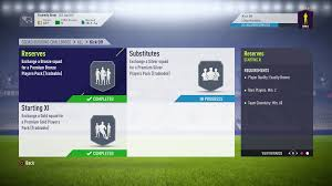 The Challenge How To Do It Fifa 18 Ultimate Team Squad Building Challenges Guide Fut 18