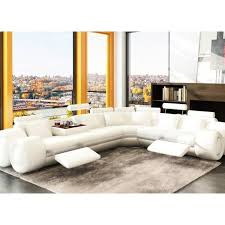canape angle cuir relax canapé d angle cuir design blanc relax achat vente