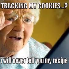 Internet Grandma Meme - grandma accept cookies on the internet haha s pinterest