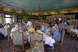 circular dining room the hotel hershey s circular dining room sheds its formal dress code