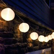 led outdoor globe string lights shop modern home lighting led