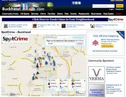 Crime Spot Map Spotcrime The Public U0027s Crime Map May 2012