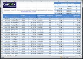 free excel templates for payroll sales commission expense