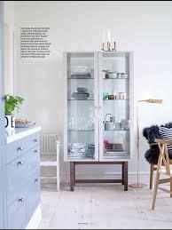 ikea vitrine stockholm house inspiration pinterest esszimmer