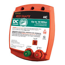 amazon com red snap u0027r 44c battery powered solid state 10 miles