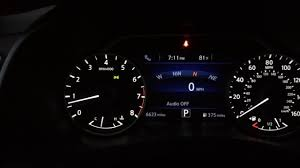 nissan altima 2005 idle relearn 2015 nissan murano rumbling at 1k rpm youtube