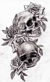Skull Ideas Tattoos Animal Skull Tattoo Idea What About Something Like This For Dad