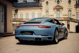targa porsche official 2017 porsche 911 targa 4s exclusive design edition