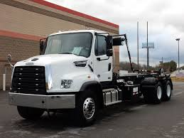 freightliner 2018 new freightliner 114sd roll off dump truck at premier truck