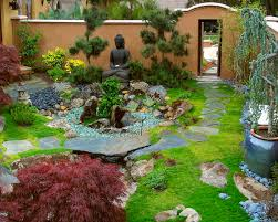 Asian Patio Ideas For Gorgeous Backyard - Asian backyard designs