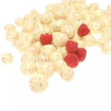 Snowberries White Chocolate Dipped Strawberries Buy White Chocolate Coated Raspberries
