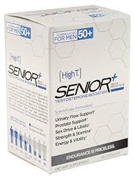 high t senior high t senior with beta sitosterol for advanced support