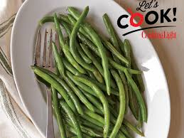 Types Of Garden Beans - how to make quick and easy green beans cooking light