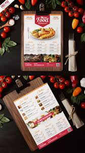 25 unique free menu templates ideas on pinterest menu printing