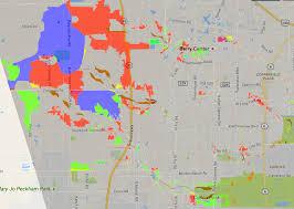houston map flood a tour of spots where fema will expand its flood hazard zone