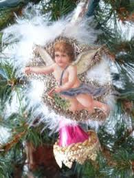 cardew blue willow angel french horn ornament angels i have