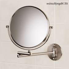 magnifying mirror for bathroom magnifying vanity mirrors bathroom 20x magnification mirror on