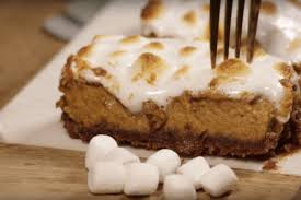 how to make sweet potato marshmallow bars your new favorite