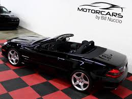 2009 mercedes benz sl 550 roadster