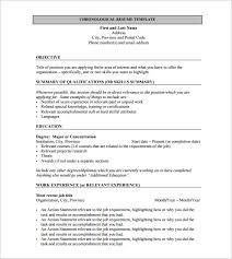 Recent Resume Format Sample Resume Format Pdf