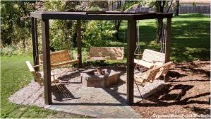 backyards appealing backyard swings outdoor swings with canopy