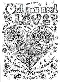 coloring page quotes adult coloring pages with love quotes printable adult coloring pages
