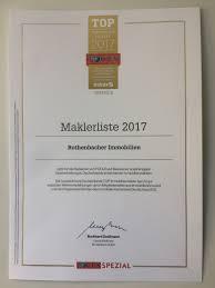 erneut ausgezeichnet top immobilienmakler 2017 neuigkeiten rund