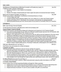 Mba Resume Templates Download Mba Resume Template Haadyaooverbayresort Com