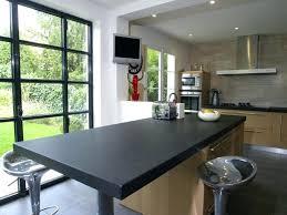 granit plan de travail cuisine prix design d intérieur paillasse cuisine granit plan de travail noir