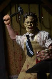 chainsaw halloween closer look 40th anniversary texas chainsaw massacre leatherface