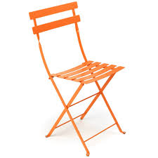french bistro folding chair set 2 fermob horne