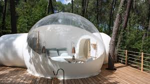 Go To Bed In French Luxurious Glamping Experience In French Wine Country Allows You To