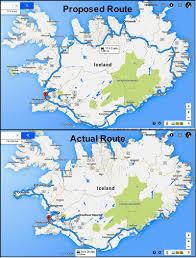 Iceland Map World Steph Goes Global Blog Iceland Ii The Name Of The Wind