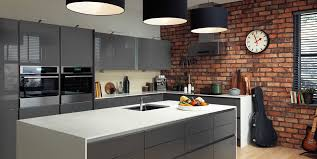 Gray Kitchens Inspiration Interior Exquisite Grey Kitchens Paint And Color
