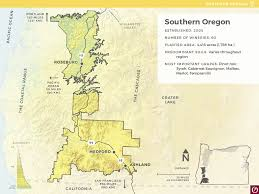 Map Of Ashland Oregon by Launching Summer 2016 A New Oregon Wine Education Website