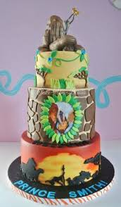 lion king themed cake cake by sweet creations cakes cakes