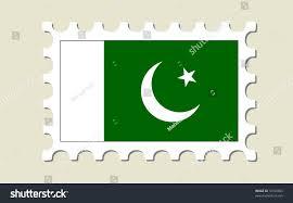 Flag Of Pakistan Pic Pakistan Flag Stamp Stock Vector 16766065 Shutterstock