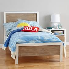 teen girls bed in a bag kids beds u0026 headboards the land of nod