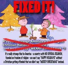 if you re offended by happy holidays may i humbly suggest you