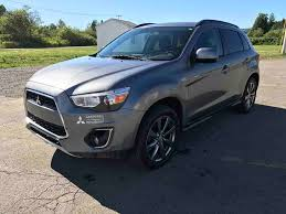 mitsubishi rvr 2010 used 2013 mitsubishi rvr 4wd se in paspébiac used inventory ep