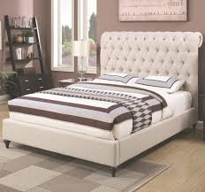 Upholstered Bedroom Furniture by Sunshiny Coaster Bedroom Furniture