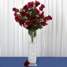 large silk flower arrangements sheilahight decorations