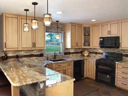 photos of shaker style kitchen cabinets shaker style kitchen transformation american wood reface