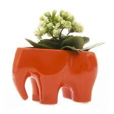 elephant vase ceramic elephant chive products llc