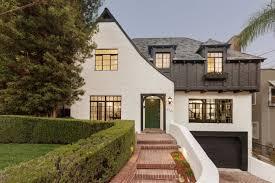 modern tudor homes beautifully updated 1940s tudor revival in beachwood canyon seeks