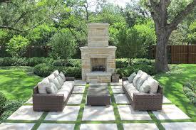 Garden Hardscape Ideas Garden Decorating A Modern Landscape In Home Backyard Garden