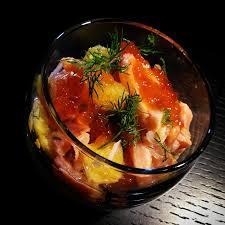 cuisine saumon verrine saumon aux 3 agrumes papa en cuisine