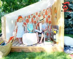 reading nook ideas relaxing kids outdoor reading nook ideas for