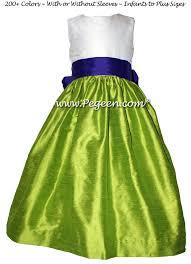 Lime Green Flowers - 395 best green flower dresses images on pinterest girls