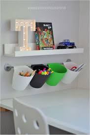 Ikea Childrens Desk by Best 25 Kids Desk Space Ideas On Pinterest Study Room Kids